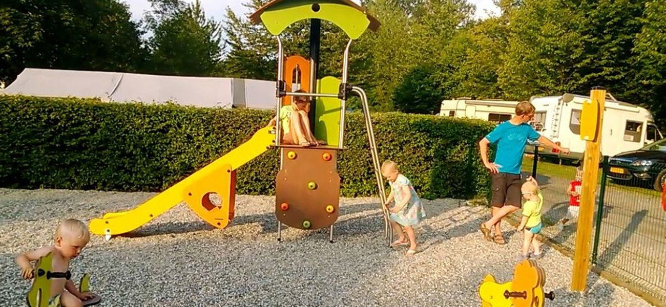 camping Savoie - Camping Lac de Carouge - camping speeltuin